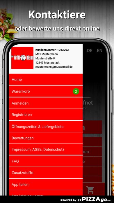 Der Grillmann Essen screenshot 3