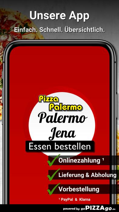 Pizza Palermo Jena screenshot 1