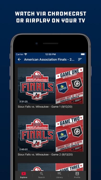 American Association TV screenshot-4