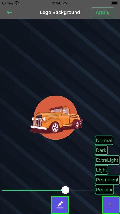 Logo Maker Pro-Make Your Logos screenshot-6