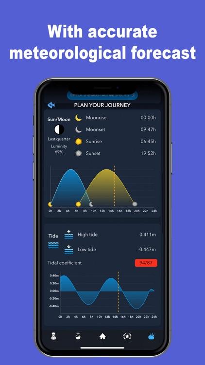 WeFish | Fishing Forecast screenshot-5