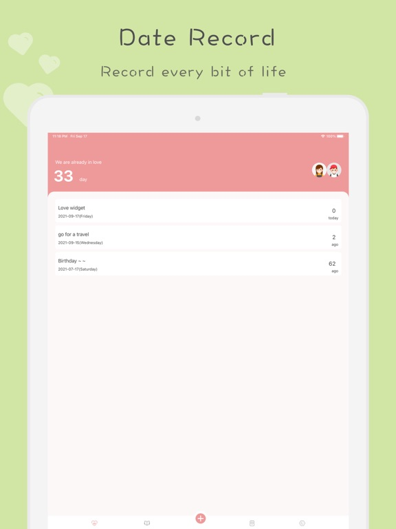 Date Countdown-My Love screenshot 7