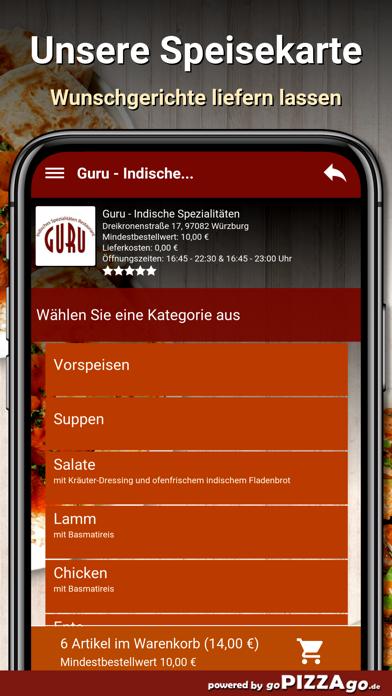 Guru Würzburg screenshot 4