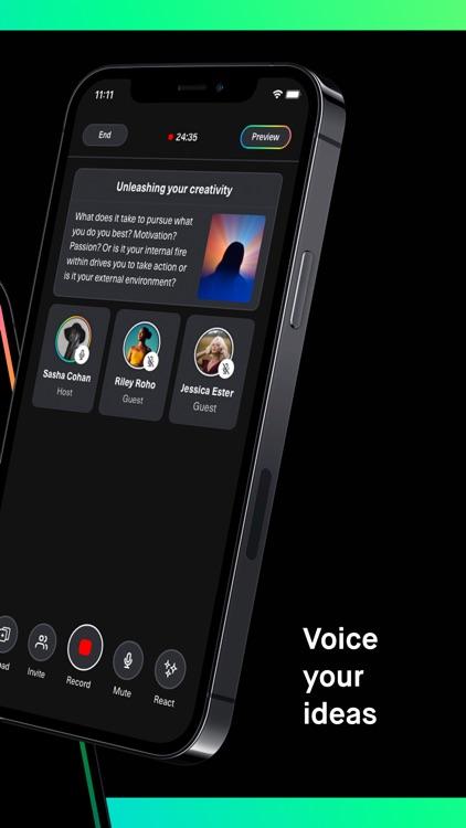 Lava: Social Audio
