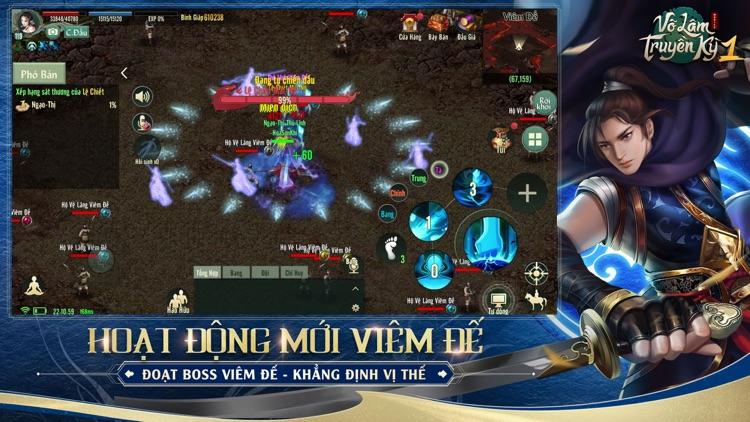 Võ Lâm Truyền Kỳ 1 Mobile screenshot-3