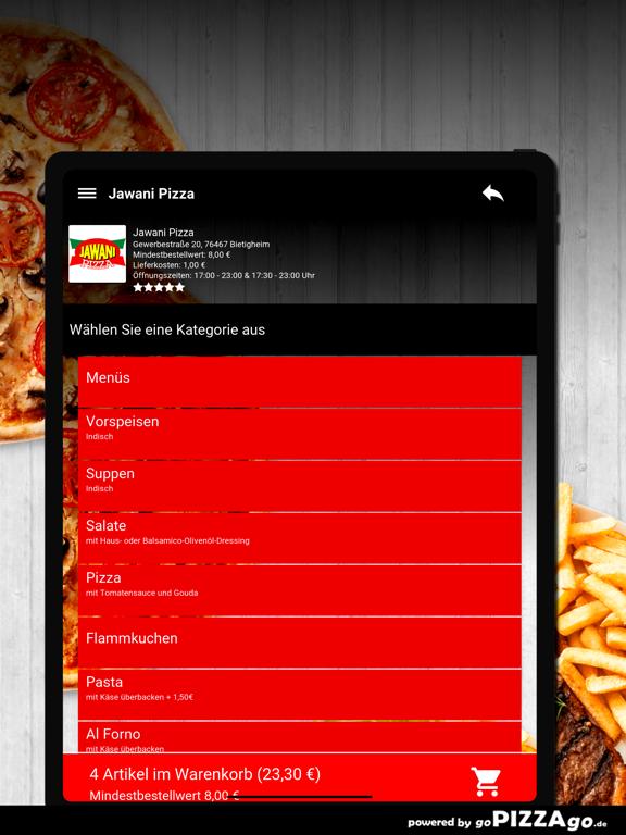 Jawani Pizza Bietigheim screenshot 8