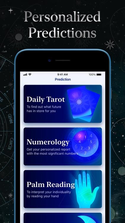 Futurio: Daily Horoscope 2021 screenshot-5