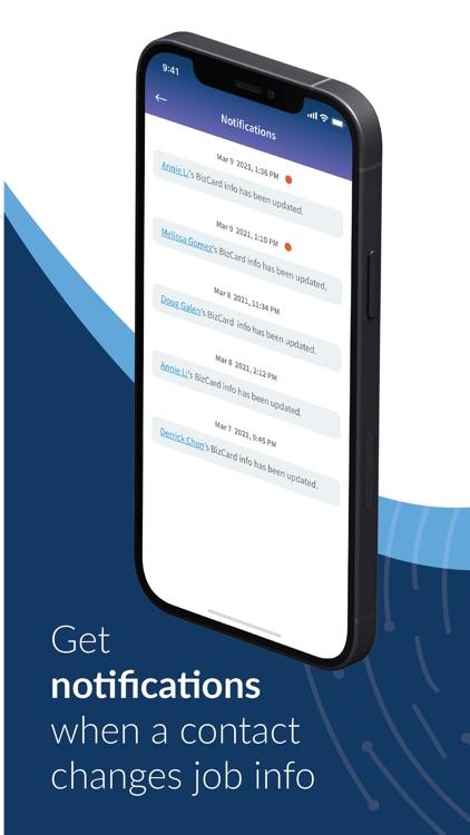 DoveCard: Share Business Cards screenshot-6
