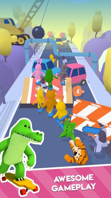 Skate Squad 3Dのおすすめ画像1
