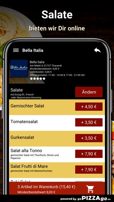 Bella Italia Tharandt screenshot 5