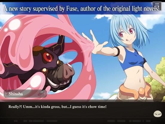 SLIME - ISEKAI Memories screenshot 15