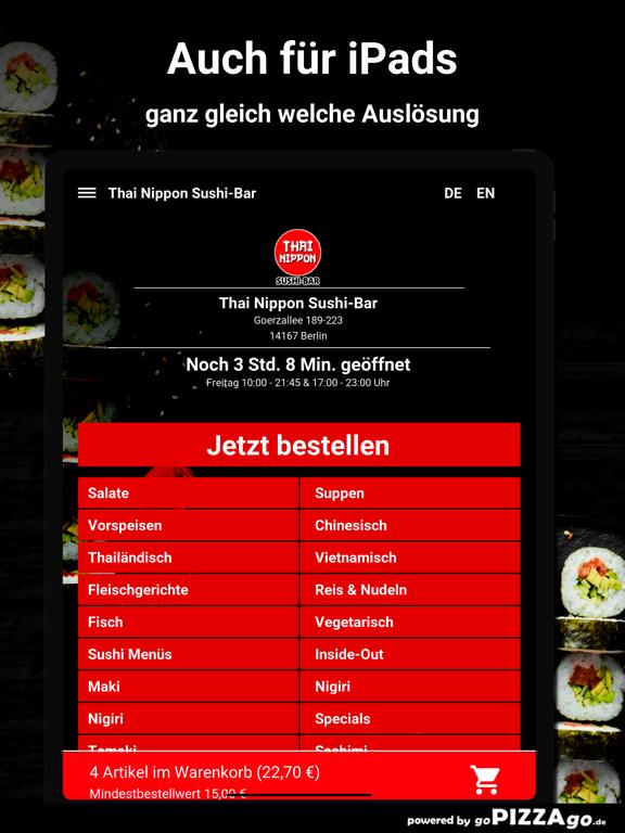 Thai Nippon Sushi-Bar Berlin screenshot 7
