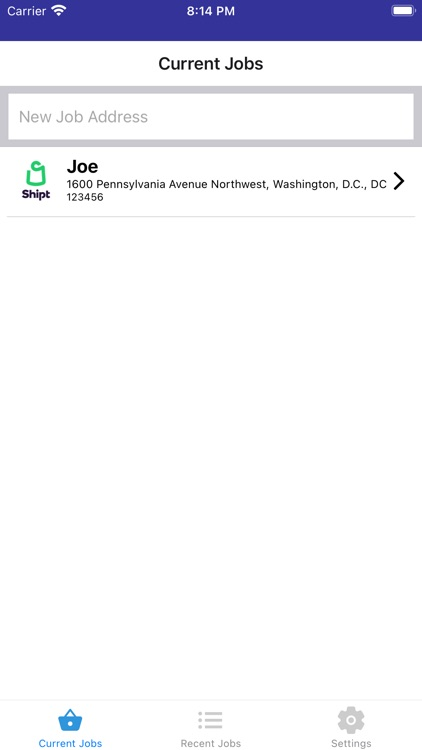 Giggity: Job Tracking