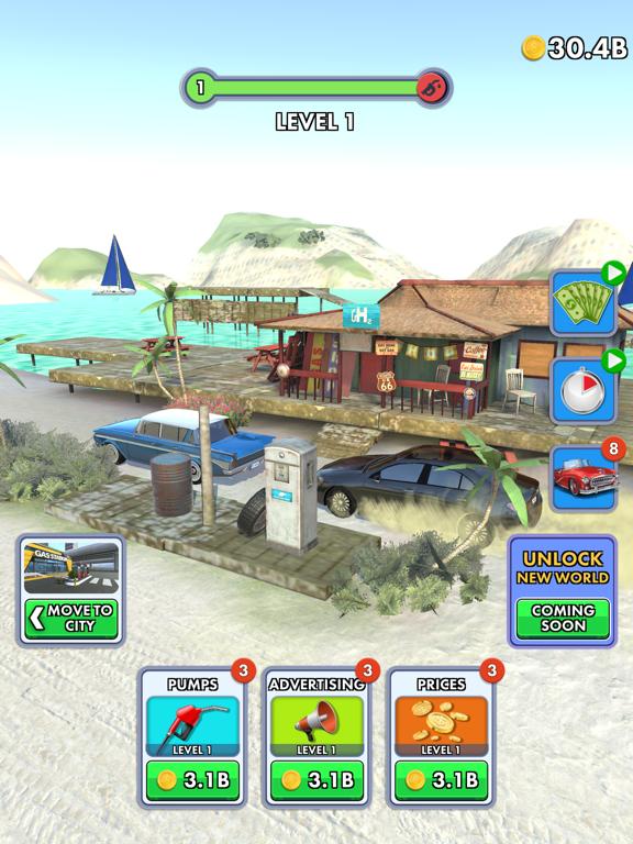 Gas Station. screenshot 10