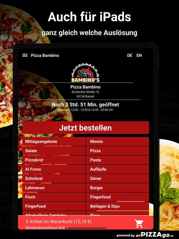 Pizza Bambino Kassel screenshot 7