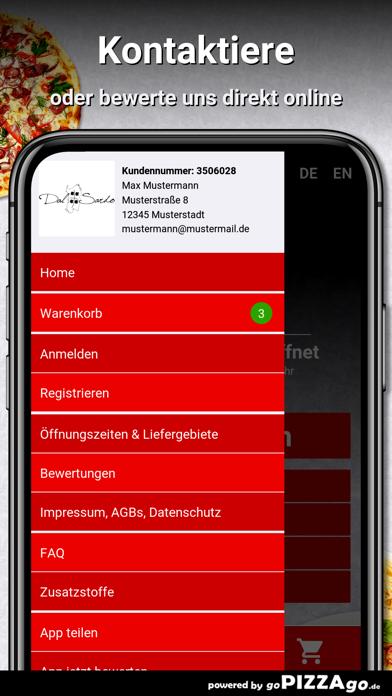 Dal Sardo Alsfeld screenshot 3
