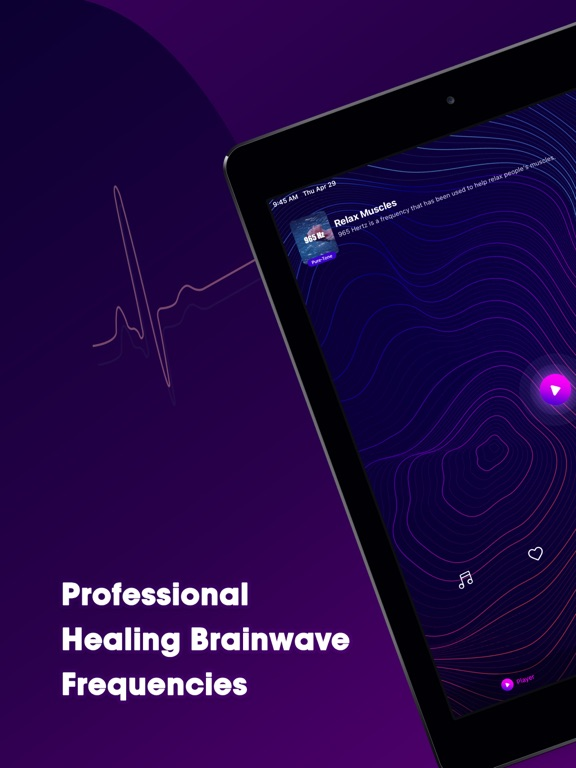 Brainwaves Frequency Soundsのおすすめ画像1