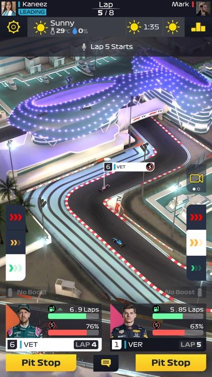 F1 Clash screenshot-0