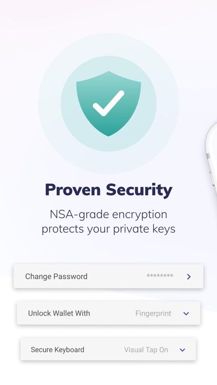 Enjin: NFT Crypto Wallet screenshot-3