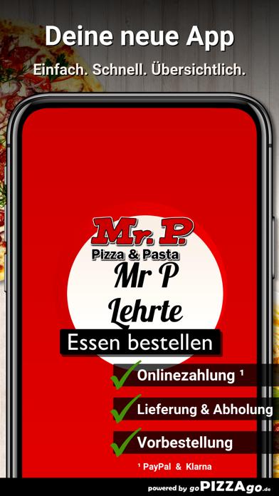 Mr. P Lehrte screenshot 1