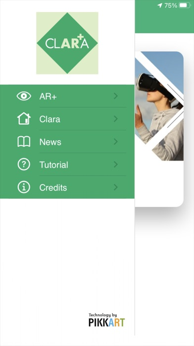 CLARA+ screenshot 1