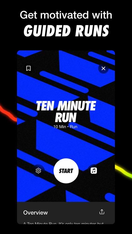 Nike Run Club: Running Coach