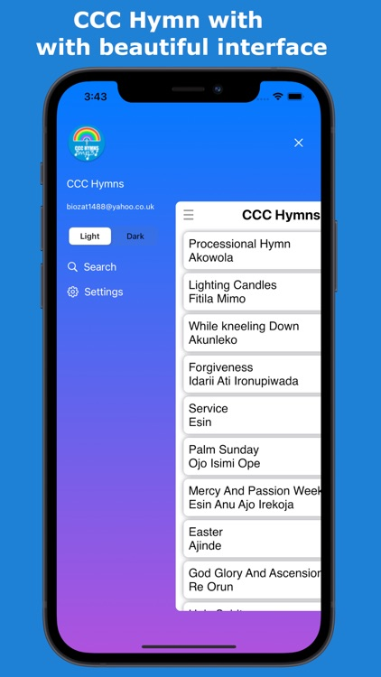 CCC Hymns with Mp3 screenshot-4