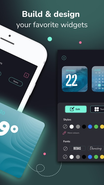 CIZO: Widgets, Themes & Fonts screenshot-3