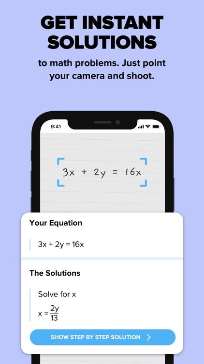 Brainly – Homework Help App screenshot-3