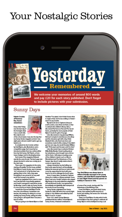 Best of British Magazine AppScreenshot of 5