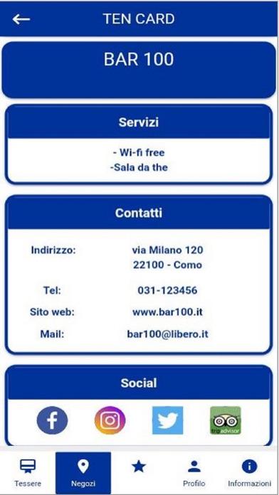 TenCard screenshot 2