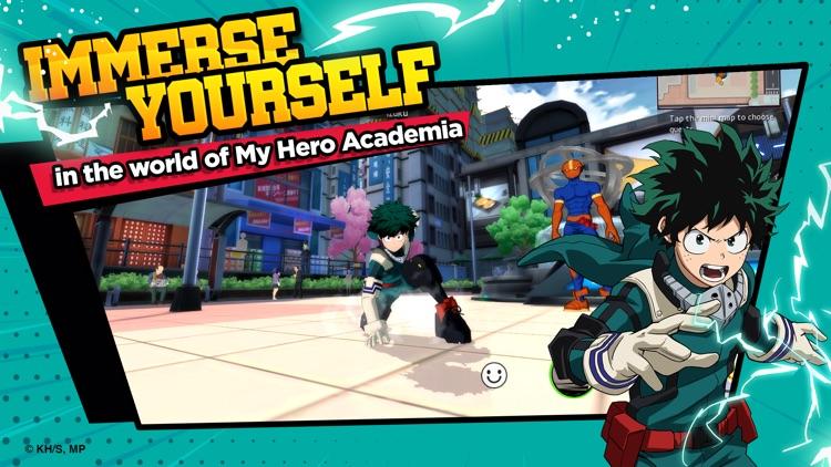 MHA: The Strongest Hero screenshot-0