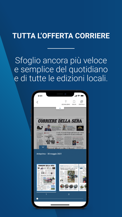 Corriere della Seraのおすすめ画像2