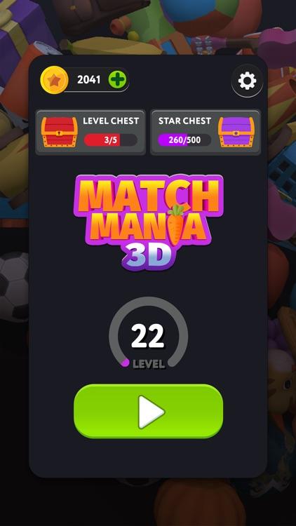Match Mania 3D screenshot-4