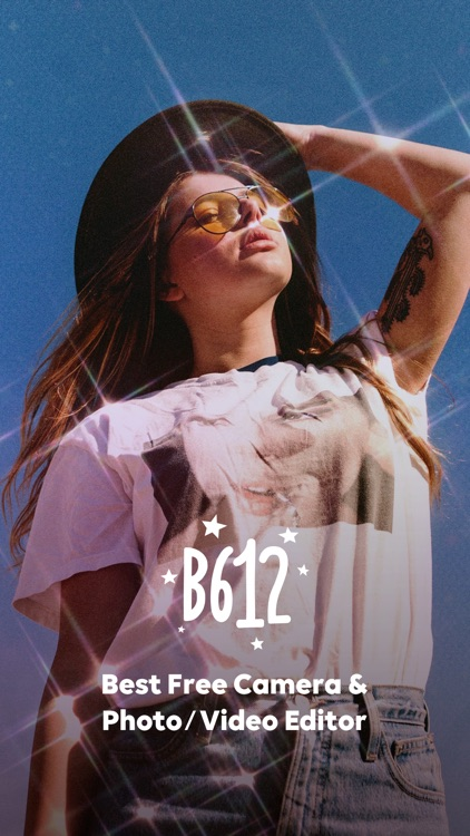 B612 Camera&Photo/Video Editor screenshot-0