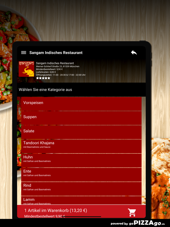 Sangam München screenshot 8