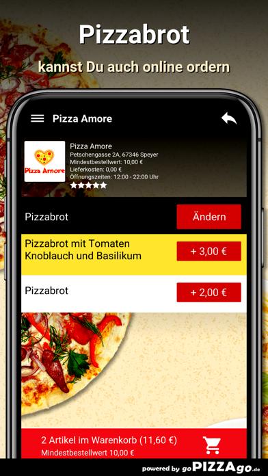 Pizza Amore Speyer screenshot 4
