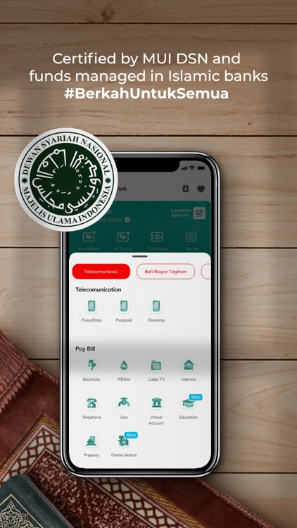 LinkAja - Financial Service screenshot-8