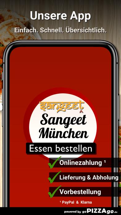 Sangeet München screenshot 1