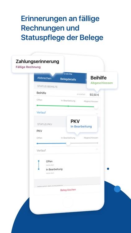 MEINE ARZTRECHNUNG screenshot-4