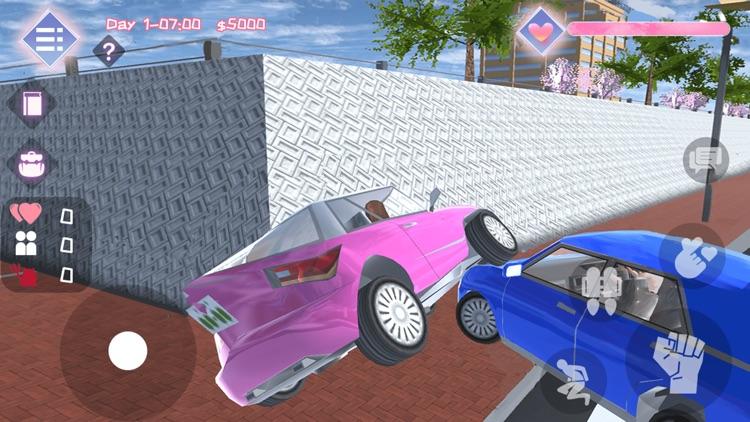 高校模拟器-校园女生模拟器 screenshot-3