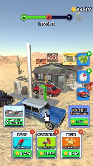 Gas Station. screenshot 3