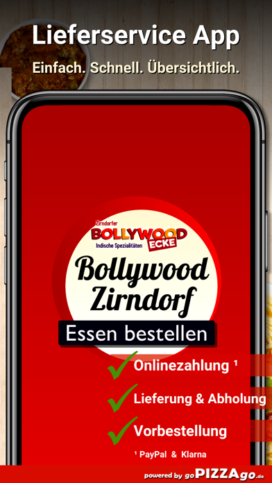 Bollywood Ecke Zirndorf screenshot 1