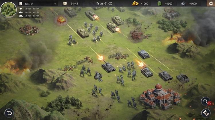WW2: Strategy World War Games screenshot-5