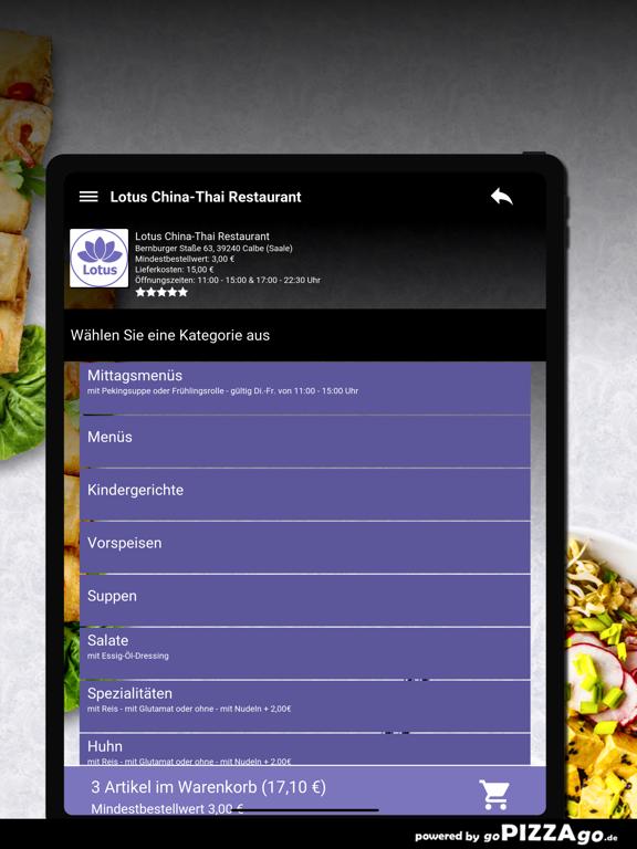 Lotus Calbe (Saale) screenshot 8