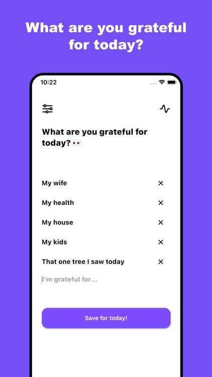 I Am: A Gratitude Journal