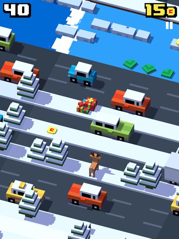 Crossy Road iPad app afbeelding 10