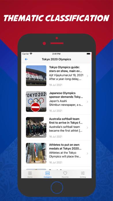 BSS Reader - Sports broadcast screenshot 3