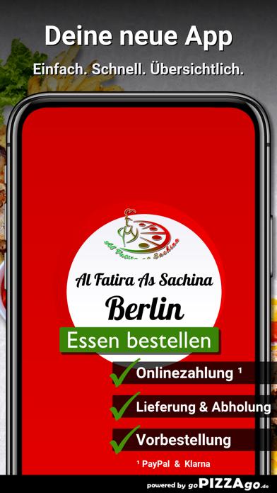 Al Fatira As Sachina Berlin screenshot 1