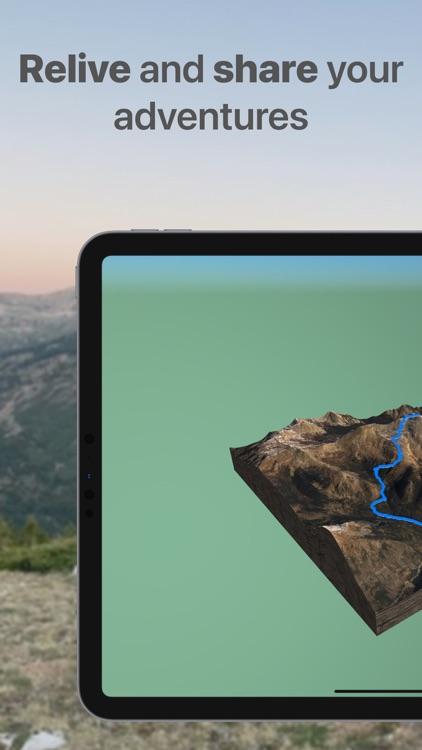Landscape: Mountaineering screenshot-4